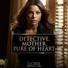 Chole is not like every other cop. Lucifer premieres Monday, January 25 on FOX.
