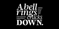 Check out the Argent CF font at Fontspring.
