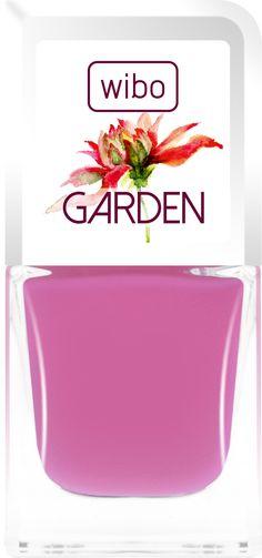 Lakier GARDEN nr 2 #nails #manicure #wibo #wibokosmetyki #kosmetyki #nailsart #color #garden #flower #new