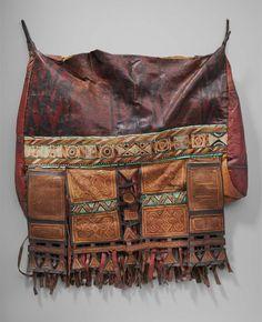 Woman's bag. African, Tuareg peoples, 20th century.