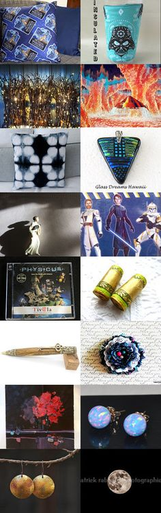 *** May The Force Be With You *** by Roee on Etsy--Pinned+with+TreasuryPin.com