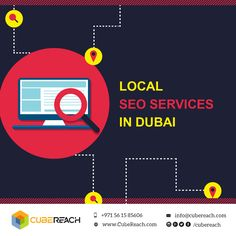 Cubereach offers a local SEO search strategy specifically tailored for your location to ensure sending the right external location signals, inbound link, on-page and social signals and review signals to Google about the locations most relevant to your business.