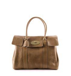 | Mulberry | Bayswater Oak Shoulder Bag