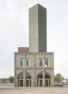 Monadnock, Tower Building, Limburg, 2015