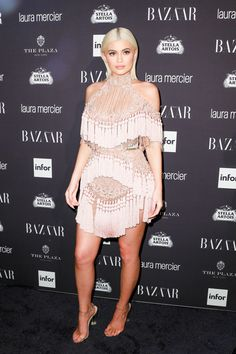 Harper's BAZAAR Celebrates Icons by Carine Roitfeld at the Plaza