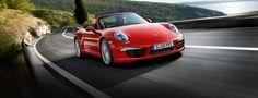 911 Carrera Cabriolet - 911 Overview | Porsche
