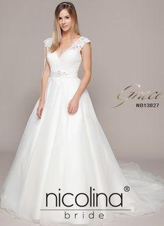 Fabulous NICOLINA bridal gown bridal dress wedding dress debutante bridesmaids school formal formals
