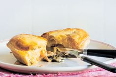 Smoked fish pies