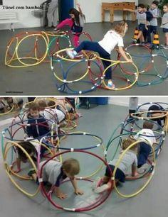 Brincadeira com Bambole #psicologia #psicologia #ideas Motor Skills Activities, Weather Activities, Gross Motor Skills, Indoor Activities, Sensory Activities, Physical Activities, Toddler Activities, Learning Activities, Montessori Toddler