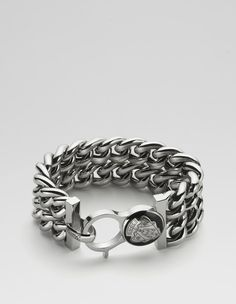 Gucci Sterling Silver Bracelet now available at Keswick Jewelers in Arlington Heights, IL 60005 www.keswickjewelers.com Sterling Silver Bracelets, Silver Rings, Jewel Of The Seas, Arlington Heights, Gucci Jewelry, Emerald Jewelry, Costume Jewelry, Wedding Rings, Jewels