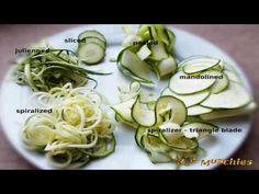 Zucchini Slicing Spiralizing Peeling and Mandolin | Rawmunchies.org   Recipes here: http://www.rawmunchies.org/recipes  #Raw #Vegan #RECIPE  #Youtube  #Video #Rawmunchies  #Raw #Vegan #RECIPE  #Youtube  #Video #Rawmunchies #rawvegan #glutenfree #youtubevideo #youtuberecipe