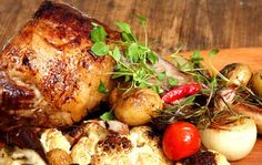 A delicious traditional dish from chef Stuart O'Keeffe, perfect for a Sunday feast.