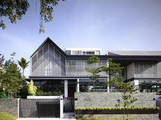 Ето така изглеждат бунгалата в Сингапур:))))) Да ти е кеф да живееш в бунгало