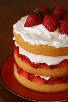 Strawberry Shortcake - An All-Time Favorite