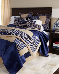 Gorgeous bedding http://rstyle.me/n/tbm92nyg6