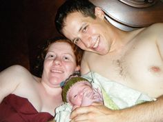 Giacinta's Birth Story : Birth Center with Midwives