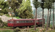 Modellbahn Altburg