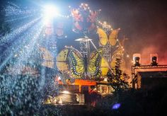 Mysteryland USA | The Boat