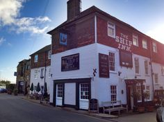 @TheShipInnRye  built in 1592 as a warehouse to store contraband seized from the towns smugglers.