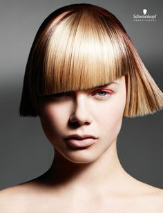 Essential Looks 2011. Edge. Schwarzkopf Professional.
