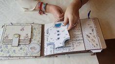 Álbum de fotos bebé personalizado IV Niño. Álbum bebé scrapbook. Regalo ...