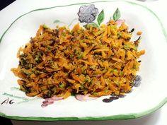 Carote e Zucchine Saltate in Padella