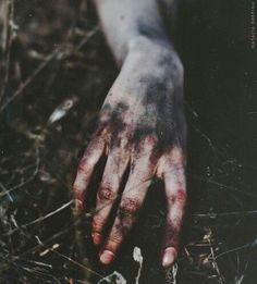 hands / blood / etc