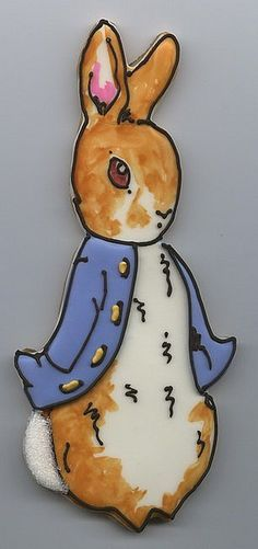 Frivolous Fabulous - Peter Rabbit Cookies