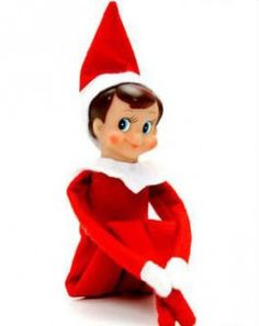 I got an Elf on the Shelf last year for Christmas. I LOVE HIM!