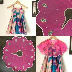 Gowns For Girls, Frocks For Girls, Kids Frocks, Little Girl Dresses, Girls Dresses, Baby Girl Fashion, Kids Fashion, Kids Indian Wear, Baby Dress Design