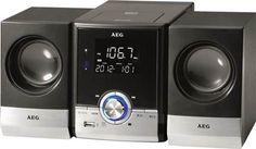 Sistema Micro AEG MC 4461 BT - Home Audio AEG - Home Audio - Imagem e Som - Início