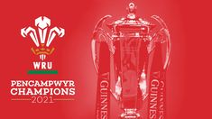 wales Six Nations Champions 2021 Wales Rugby, Six Nations, Champion