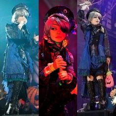 VAMPS HALLOWEEN PARTY 2015