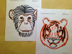 Check out our fun and educational animal mask craft! Your students will get to express their creativity while also learning about animals and developing a deeper understanding of how we're alike. :) #LessonPlan #Craft #Animals #Mask #WildAnimals #TeachKind #HumaneEducation