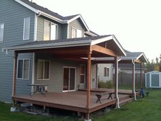 19 Best Deck With Roofs Images Roof Building A