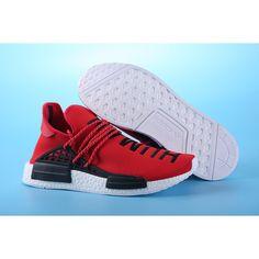 buy popular 90119 51de9 Adidas Originals NMD Human Race Scarpe - Uomo - RossoNero Abiti Sportivi,  Abiti