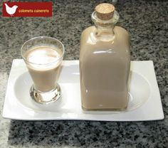 Colometa Cuinereta: Crema de orujo