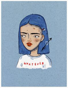 Image of Whatever - Print