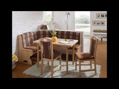 Corner Dining Table | Corner Dining Table Bench
