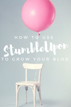 StumbleUpon is a great tool for driving traffic to your blog. Find out how to use StumbleUpon to grow your blog now!
