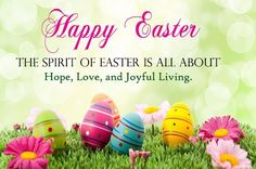 Best Happy Easter Images and Quotes Wishes Messages Greeting Cards Easter wishes Easter Greetings Messages, Happy Easter Wishes, Happy Easter Sunday, Happy Easter Greetings, Easter Monday, Happy Easter Sayings, Happy Easter Quotes Friends, Easter Poems, Sunday Wishes