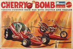 Monogram Cherry Bomb kit