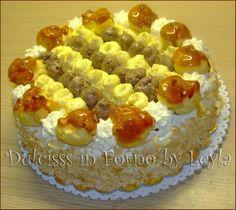 Torta Saint Honore', ricetta passo passo