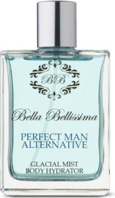 Selfridges - Bella Bellissima Perfect Man Alternative glacial mist body hydrator #men #covetme
