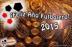 Feliz 2015 a todos!!   Os esperamos en planfutbolero.com !!!!