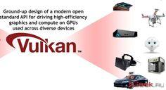 #интересное  О чем говорит появление технологии Vulkan для пользователей    На прошлой неделе появилась информация о глобальном релизе графических драйверов, которые теперь поддерживают новый низкоуровневый API Vulkan.  Первым делом новость заметили геймеры с настол