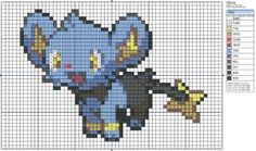 403 - Shinx by Makibird-Stitching