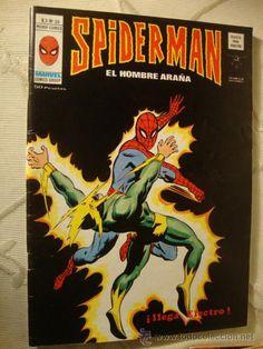 VERTICE MARVEL MUNDI COMIC SPIDERMAN SPIDER-MAN VOL.3 Nº 38 - RQ MUY BUEN ESTADO