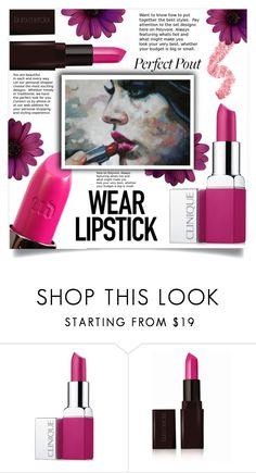 """""""Pucker Up: Spring Lips"""" by dolly-valkyrie ❤ liked on Polyvore featuring beauty, Clinique, Urban Decay, Laura Mercier, Lime Crime and springlips"""