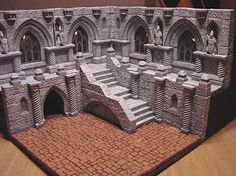 www.Terrainosaur.com :: View topic - A Tale of Two Dungeons: Master Maze & Castlemolds